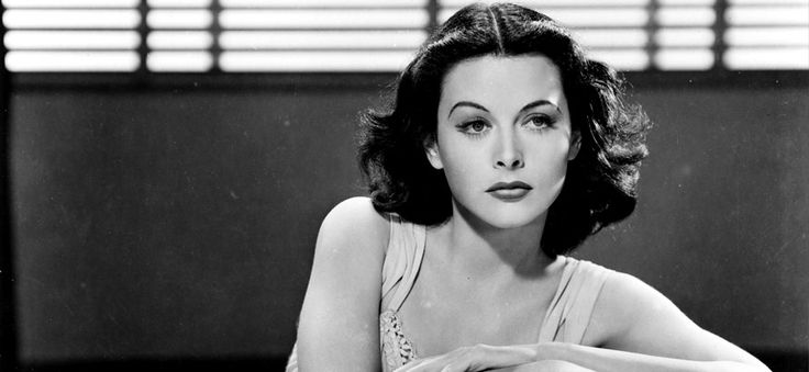 Hedy Lamarr--fascinating woman; more than an actress. Check out what she invented!