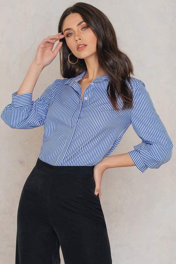 300ce9048b8d4 Balloon Sleeve Shirt in 2019 | Products | Sleeves, Shirt sleeves, Shirts