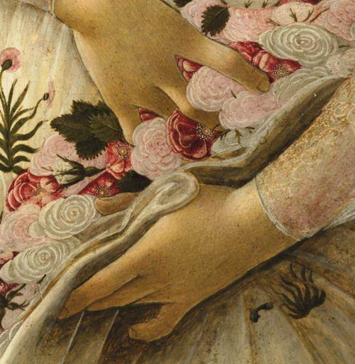 Botticeli, La Primavera