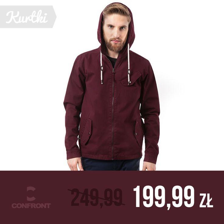 #Confront #jacket #hoody #spring #spring2015 #Sizeer