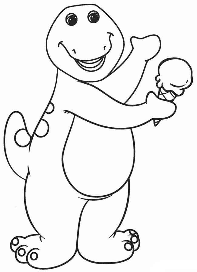 Printable Coloring Page Kid 11 Best Free Printable Barney Coloring Pages For Kids Dinosaur Coloring Pages Cartoon Coloring Pages Halloween Coloring Pages
