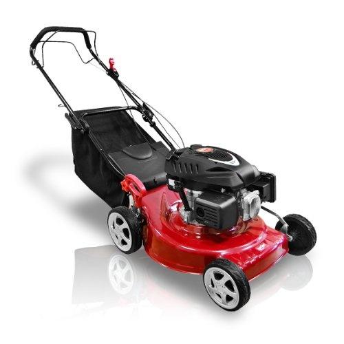Berlan Benzin Rasenmäher BBRM510-5.5 mit 5,5 PS