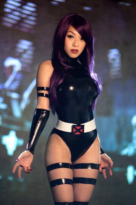 Marvel | X-Men: Psylocke Cosplay