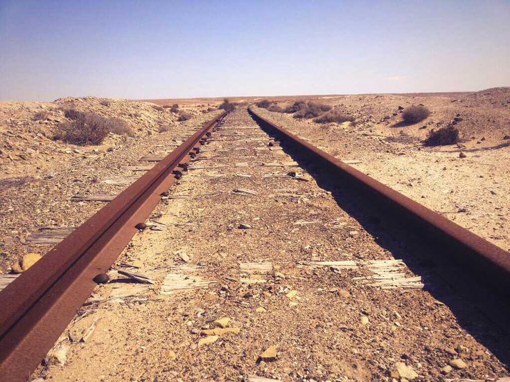 Caldera en Atacama