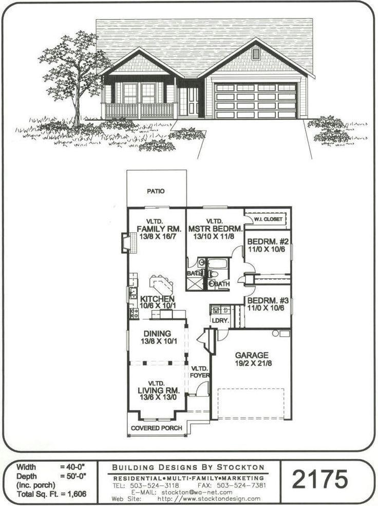 63 best duplex house plans images on pinterest duplex for Duplex building prices