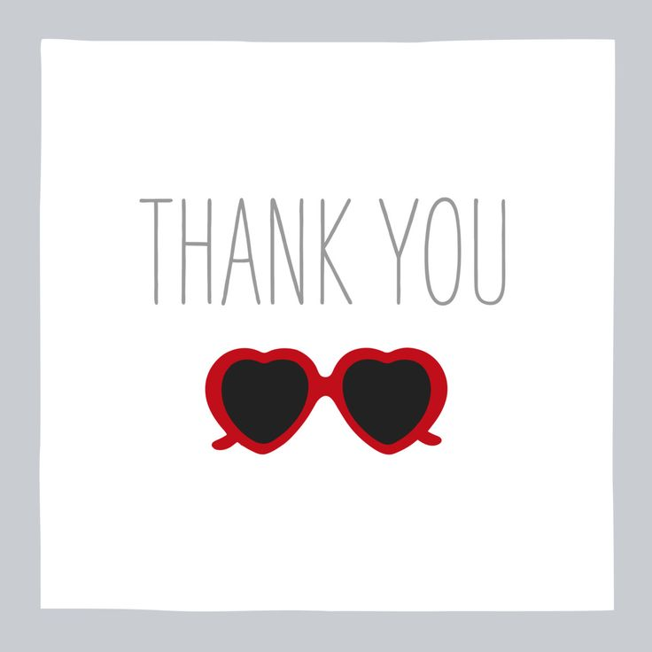 Send many thanks to your loved ones for their kind words and lovely gifts for your little princess with our Sweetheart thank you cards. The front of these lively thank you cards features a chic grey border and an illustration of a pair of red heart-shaped sunglasses. #babygirlthankyoucards #babystationery #personalisedbabystationery