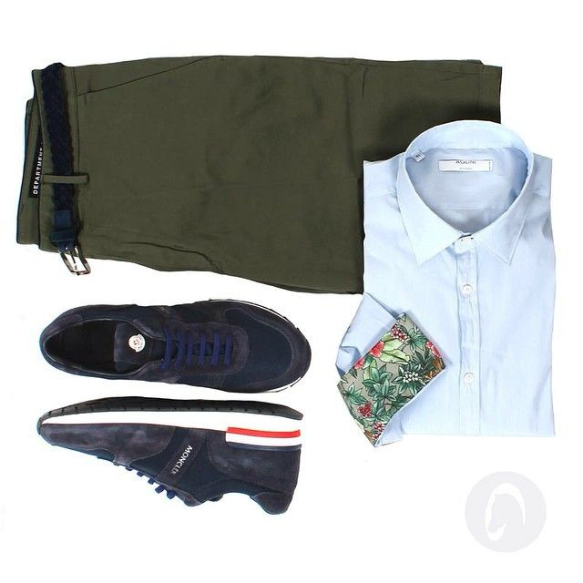 Look for Today Bermuda: @department5 Camicia: @aglini_brand Sneakers: @moncler Shop online: http://www.mascheronistore.it #new #fashion #menswear #man #ss15 #spring #collections #instafashion #mascheronistore #mascheroni #quality #elegance #musthave #ootd