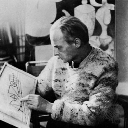 Paul Klee at Work: Work, Artists Studios, Art, Artist Portraits, Artist Studios, Paul Klee, Artists Portraits, Photo