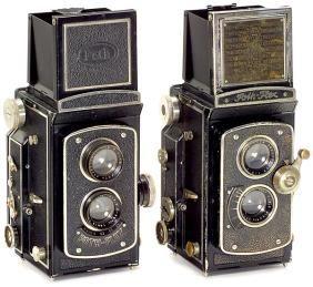 2 Foth-Flex-Kameras