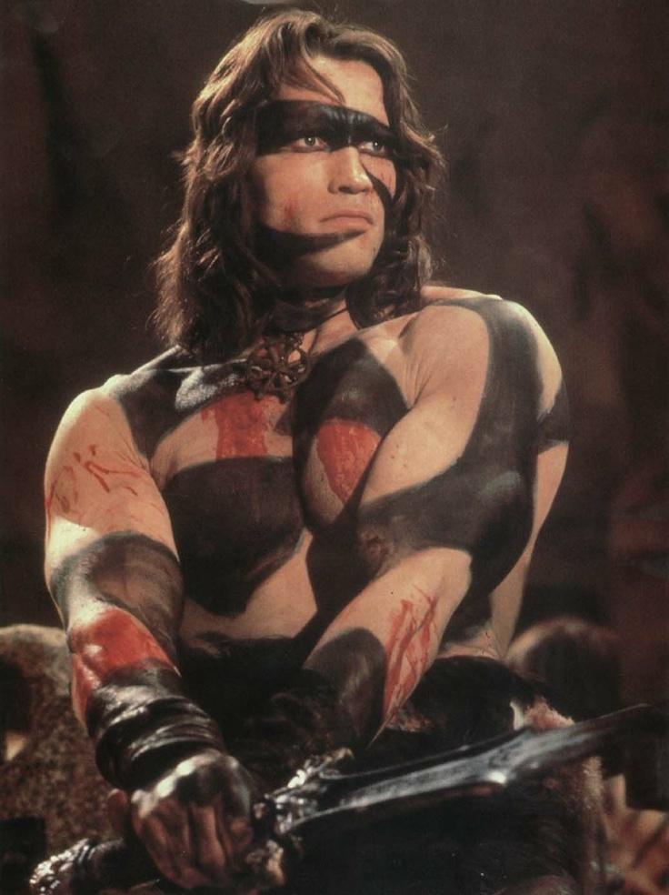 Conan (Arnold Schwarzenegger)