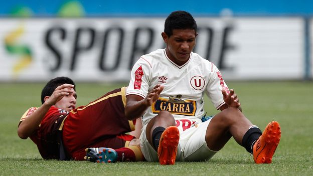Universitario de Deportes: ¿cuándo reaparecerá Edison Flores? #Depor