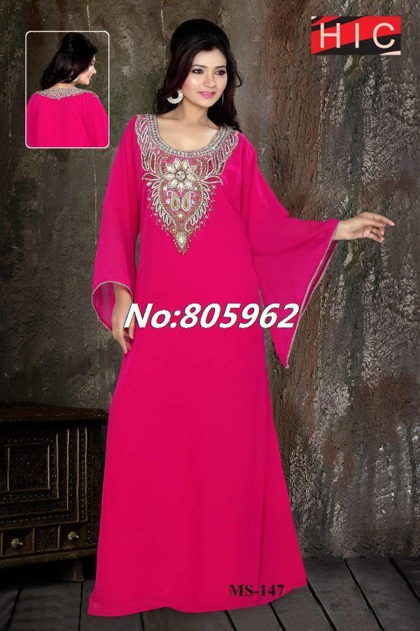 42 best Arabic Kaftan Evening Dresses images on Pinterest   Short ...