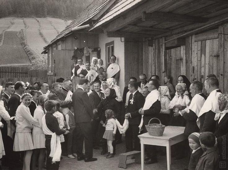 Martin Martinček: Svatba VII.:1960 - 1965