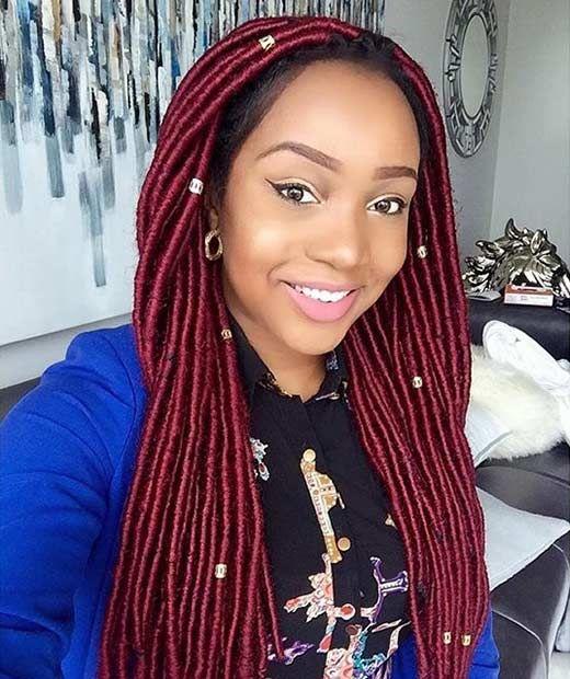 Afro american hair pie 10