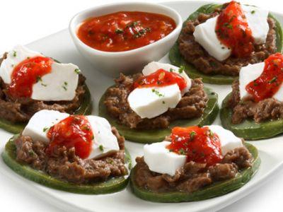 Receta de Sopes de Nopal | Una manera muy saludable de comer unos sopes, muy light.
