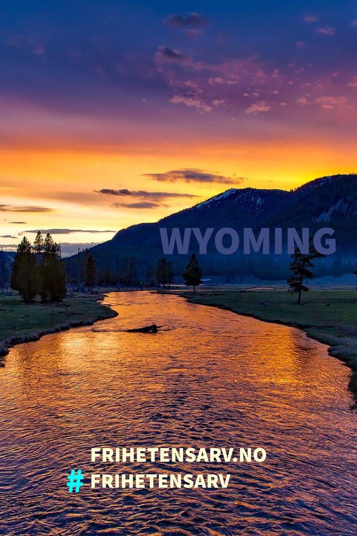 """""""John ser bort på Tom som sløyer dagens fangst, enda en fantastisk tur nærmer seg slutten. Han rykker til av en bevegelse mellom grenene, og plystrer lavt til vennen, nikker mot et lite skogholt like bortenfor."""" Fra boken """"Frihetens arv""""; to cowboyer slapper av ved leirbålet en sen kveld i det nordlige Wyoming, USA, mens hestene gresser i nærheten."""