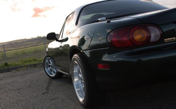 Weston's 1999 Mazda MX-5 (For Sale $5,500) AutoShrine Registry