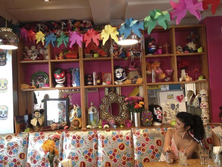 Where to get mexican in Brighton.