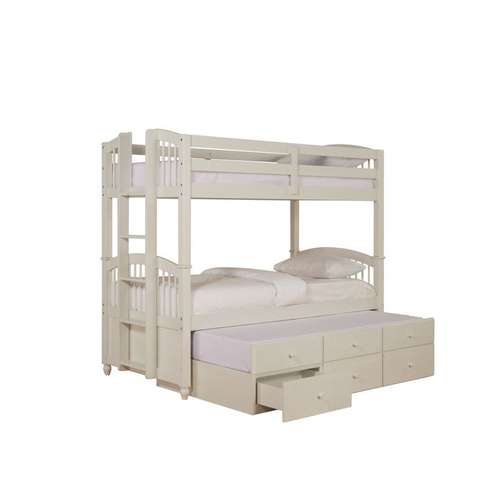 may twin size trundle with three drawers powell twin trundle beds bedroom furniture