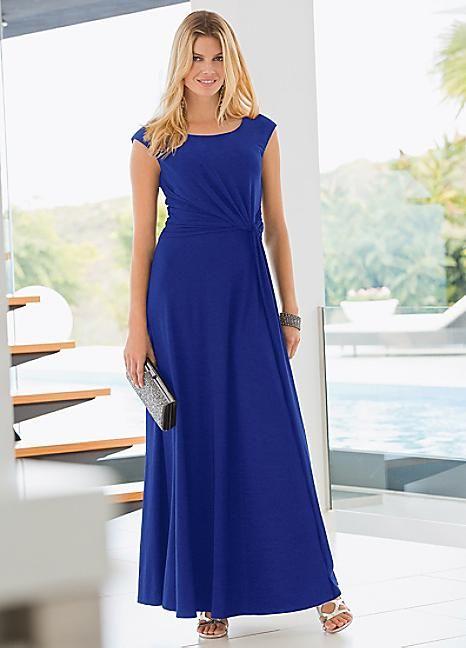 Together Twist Detail Maxi Dress