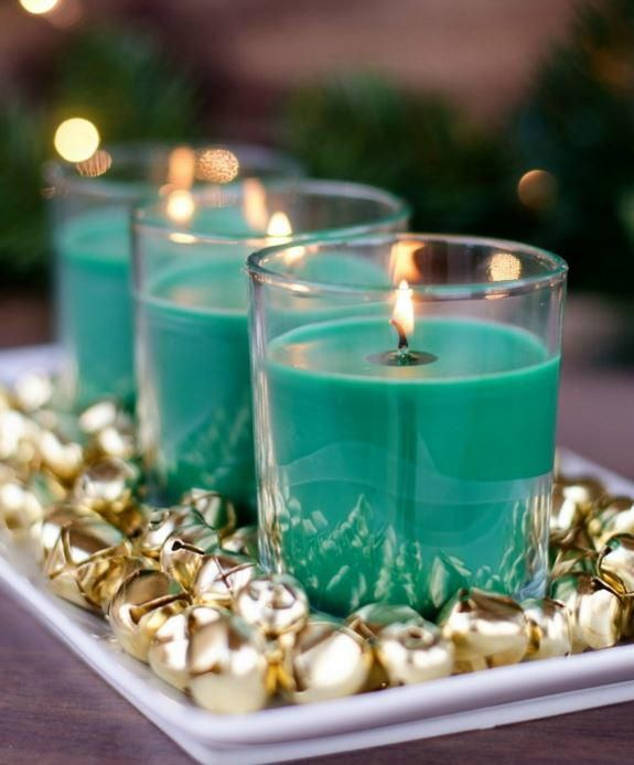 25+ Best Ideas About Christmas Centerpieces On Pinterest