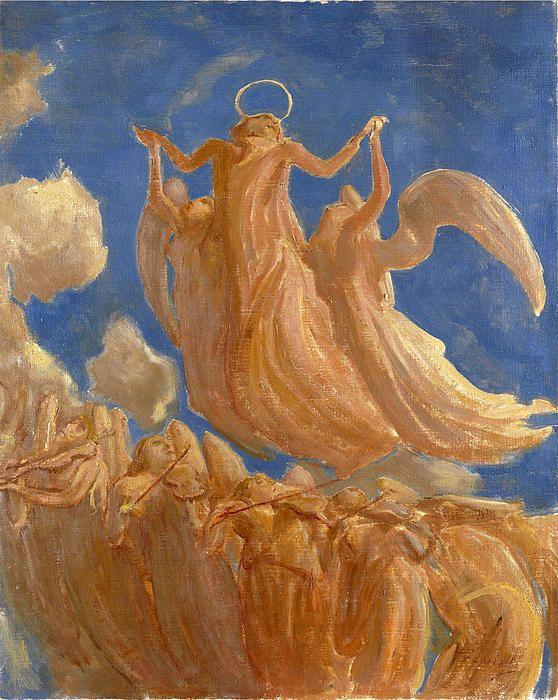 Assumption  Gaetano Previati