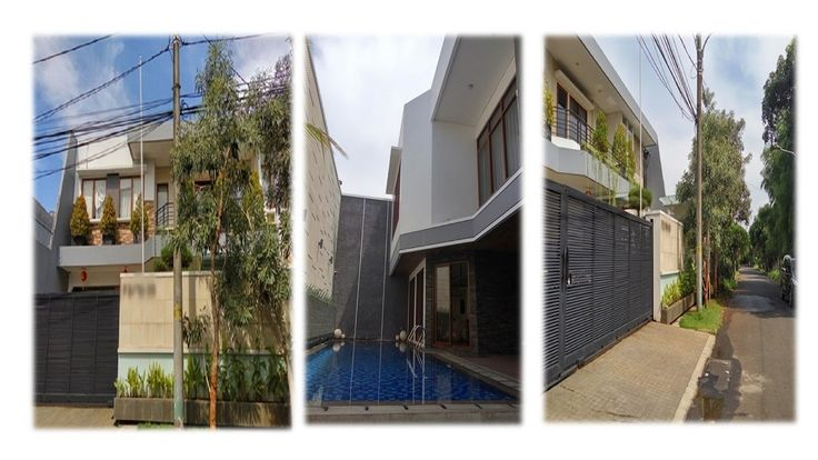 Dijual Full Furnished Rumah Luas dan Mewah  Di  Puri Indah CBD Jakarta B...