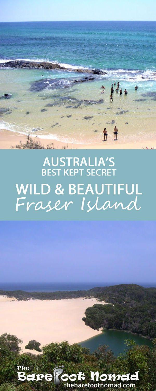 Australia's Best Kept Secret: Wild and Beautiful Fraser Island