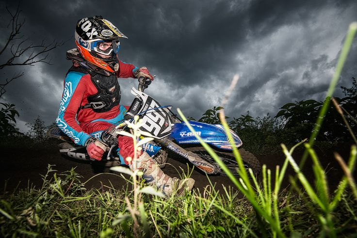 Motocross rider - Image - Andrew Cooney - Central Coast NSW