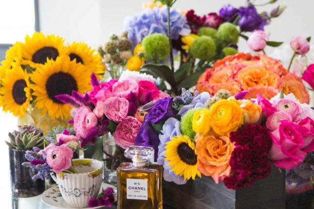 15 Flower Hacks To Make Your Home More Beautiful  - HarpersBAZAAR.com