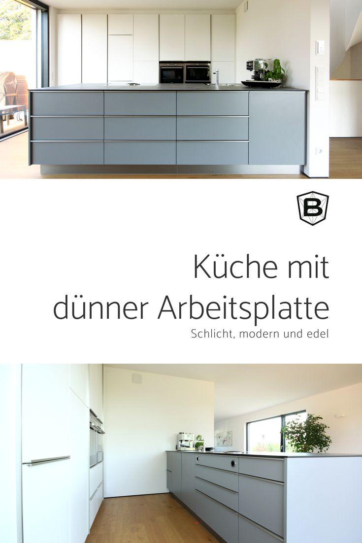 Arbeitsplatte Kuche Pinterest Cool Kitchens Dream Kitchen White Kitchen Trends