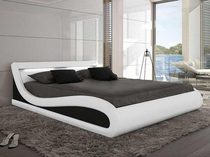Las 25 mejores ideas sobre camas modernas en pinterest for Habitaciones matrimonio modernas baratas