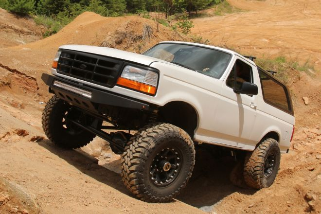 1995 Ford Bronco Coyote-powered Off-road Classic