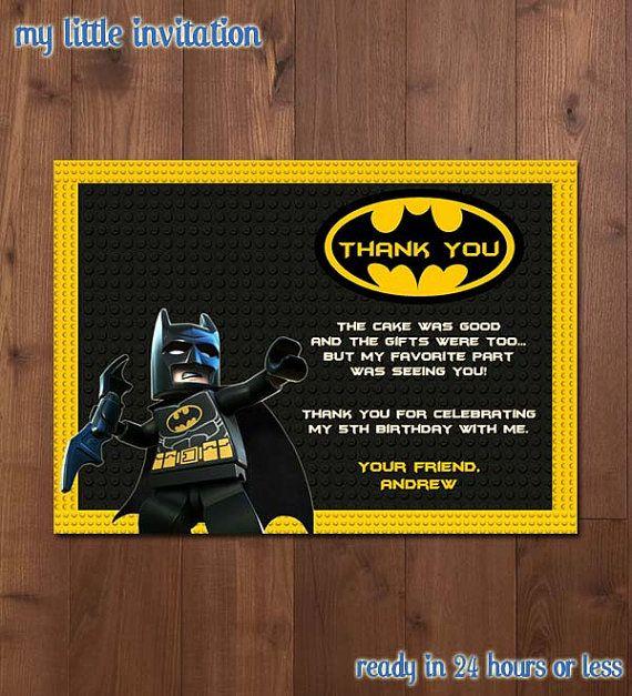die besten 25 lego batman party ideen auf pinterest. Black Bedroom Furniture Sets. Home Design Ideas