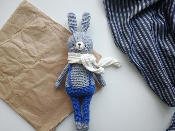 Häschen häkeln Muster Amigurumi Spielzeug Muster Häkeln Spielzeug PDF Häkeln Kaninchen Muster Stofftier Hase Amigurumi Muster Hase