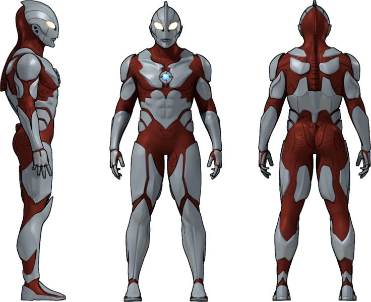 The Godzilla Bros Reboot - Ultraman Turnaround by Snake151 on DeviantArt