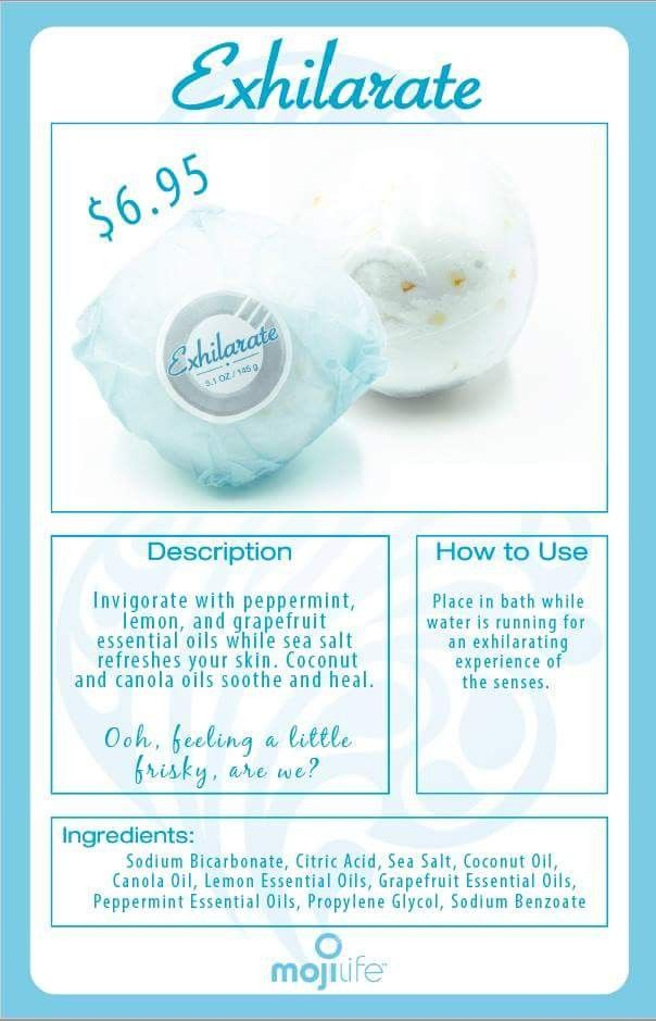 Liven up your senses to an amazing bath bomb made with essential oils, and your skin will thank you! Available individually or in a 4 pack starting Black Friday!!
