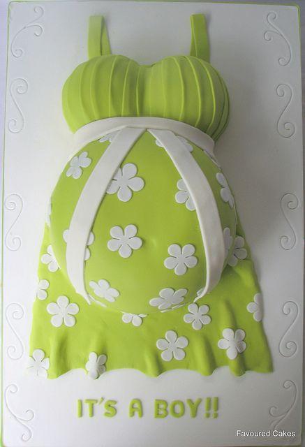 baby bump cake | Flickr - Photo Sharing!