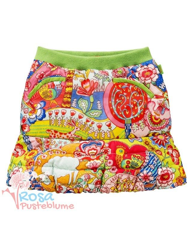 Oilily Thermo Rock SANGRIA Oilily-Muster - Daunen