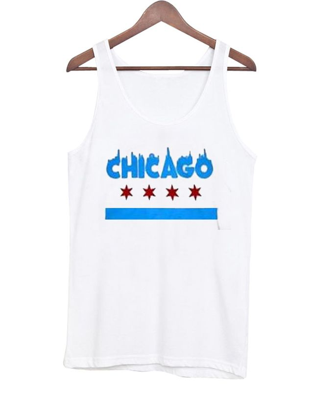 About chicago tank top from teeshope.com This tank top is Made To Order, we print one by one so we can control the quality.