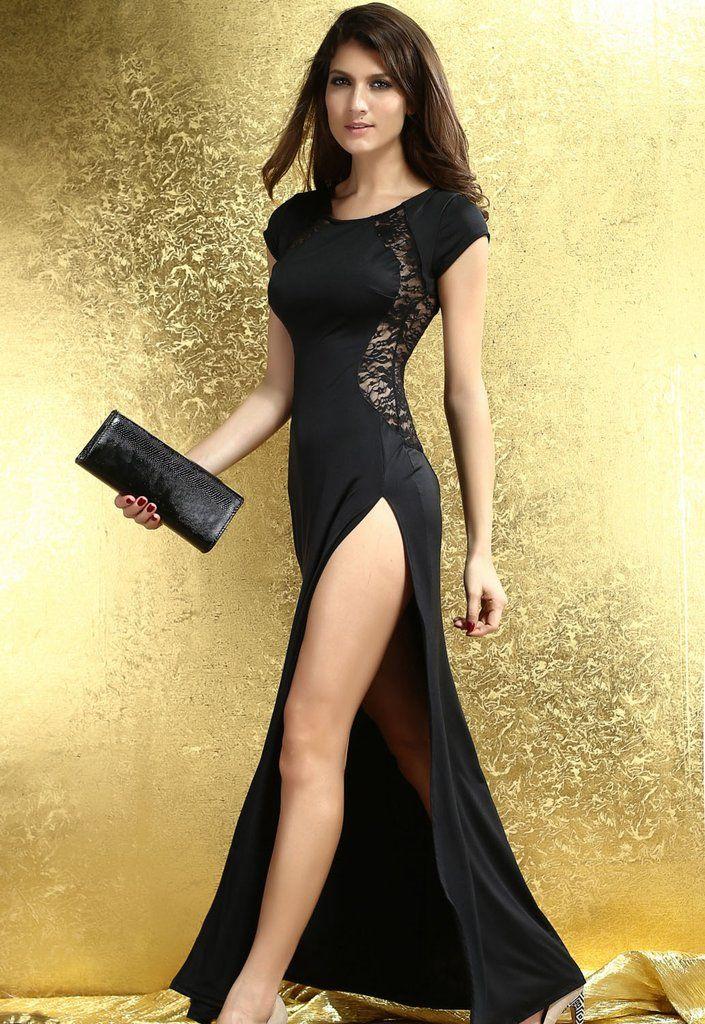 Sexy long dresses