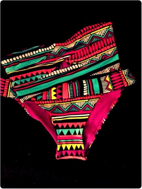 """THE mother of all bikinis:"" the Primark Aztec Bikini. | GLITZER GLITZER @josi bahena Martinez Briggs"