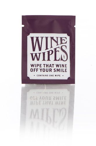 Wine Wipes Party Favors pack of 50 individual wipes Wine ... https://www.amazon.com/dp/B00O5E5X1I/ref=cm_sw_r_pi_dp_x_5Otkyb5QM4VNW
