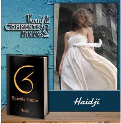Haidji: Haidji on Blackboards, Nightmares & Being Rational...