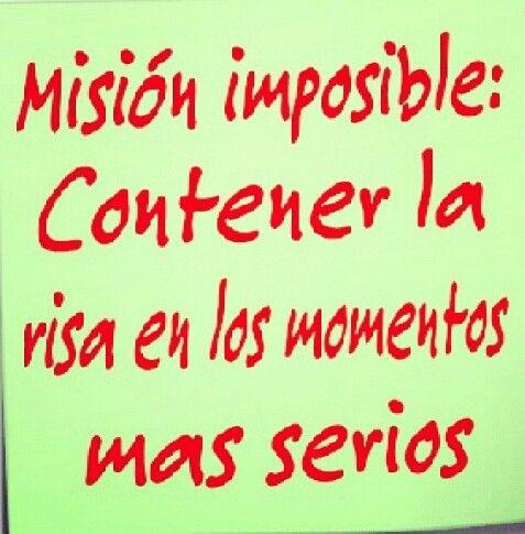 #misión imposible