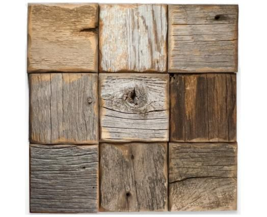 Reclaimed Barn Wood Look Ceramic Tiles