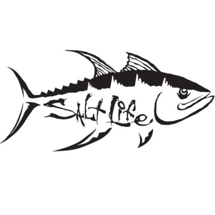 Salt Life | Stickers and Decals All - Tuna Hunt Decal