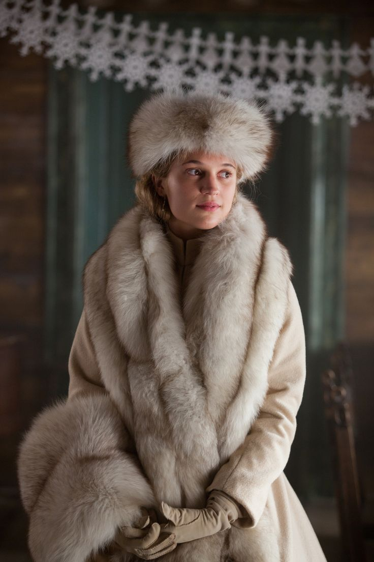 Alicia Vikander in 'Anna Karenina', 2012. Costumes designed by Academy Award winner Jacqueline Durran.