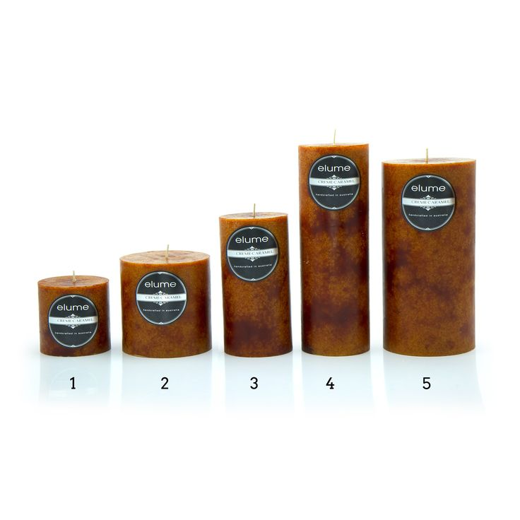 "Elume - Creme Caramel 3"" x 3"" (#1)"