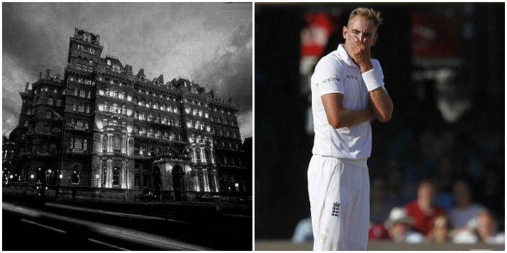 भूतिया होटल से परेशान है इंग्लैंड की टीम